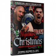 "H2O Wrestling DVD December 26, 2020 Subterranean Violence Vol #8 ""Nightmare After Christmas"" - Williamstown, NJ"