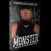 "H20 Wrestling DVD ""Career Retrospective Interview Series: Chuck Payne in H20"""