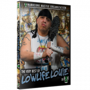 "H20 Wrestling DVD ""Career Retrospective Interview Series: Lowlife Louie Ramos in H20"""