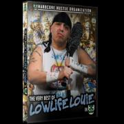 "H20 Wrestling DVD ""Career Retrospective Interview Series: Lowlife Louie Ramos in H20"""