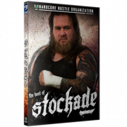 "H20 Wrestling DVD ""Career Retrospective Interview Series: Stockcade in H20"""