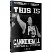 "H20 Wrestling DVD ""Career Retrospective Interview Series: Jeff Cannonball in H20"""