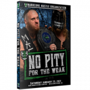 "H2O Wrestling DVD January 23, 2021 ""No Pity for the Weak"" - Williamstown, NJ"