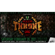 "H2O Wrestling February 20, 2021 ""Heir To Thy Throne"" - Williamstown, NJ (Download)"