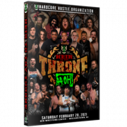 "H2O Wrestling DVD February 20, 2021 ""Heir To Thy Throne"" - Williamstown, NJ"