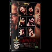 "H2O Wrestling DVD May 22, 2021 ""Hardcore Kingdom 5"" - Williamstown, NJ"