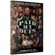 """H2O Wrestling DVD May 29, 2021 """"Paid My Dues"""" - Williamstown, NJ"""