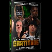 """H2O Wrestling DVD June 19, 2021 """"Gratitude"""" - Williamstown, NJ"""