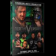 "H2O Wrestling DVD June 26, 2021 ""DEATHiVERSARY"" - Williamstown, NJ"