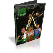 Heavy On Wrestling DVD  June 14, 2008