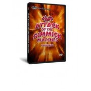 "HWA DVD ""Attack of the Gimmick Matches: Volume 1"""