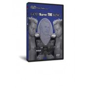 "HWA DVD ""Best Of Nigel McGuinness: God Save the King"""