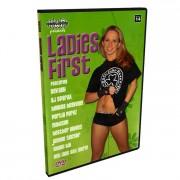 """HWA DVD """"Ladies First"""""""