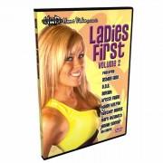 """HWA DVD """"Ladies First: Volume 2"""""""