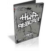 """HWA DVD November 9, 2007 """"Reborn"""" - Cincinnati, OH"""