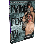 "HWA DVD April 27, 2014 ""Made For TV"" - Middletown, OH"