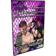 "HWA DVD July 5, 2014 ""Cyberclash 7.0: Egos Rising"" - Middletown, OH"