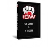 "ICW DVD April 18 & 22, 2010 ""420 Classic"" - Milwaukee, WI"