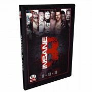 "ICW DVD November 19, 2010 ""Insane 8"" - Milwaukee, WI"