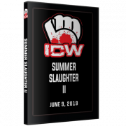 "ICW DVD June 9, 2019 ""Summer Slaughter 2"" - Milwaukee, WI"