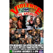 "ICW November 21, 2020 ""Violence Is The Answer"" - West Allis, WI (Download)"
