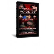 Insane Championship Wrestling DVD June 26 & July 24, 2009 - Milwaukee, WI