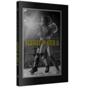 "Inspire Pro Wrestling DVD January 4, 2015 ""Ectasy of Gold II"" - Austin, TX"