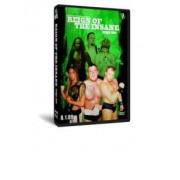 "IPW DVD August 1, 2009 ""Reign of the Insane- Stage 1"" - Indianapolis, IN"