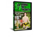 "IPW DVD ""Behind the Insanity- Pure Dynamite: The Billy Roc Story"""
