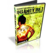 "IPW DVD March 1, 2008 ""Insanity Rulz! 2008"" - Indianapolis, IN"