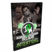 "IPW DVD November 5, 2011 ""Insane Intentions '11"" - Indianapolis, IN"