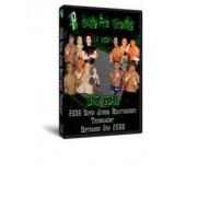 "IPW DVD September 2, 2006 ""2006 Super Junior Heavyweight Tournament"" - Indianapolis, IN"