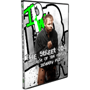 "IPW DVD ""The Street Dog: The Best Of Jon Moxley In IPW"""