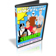 "ISW DVD June 29, 2008 ""Hot Summer Rubdown"" - Montreal, QC"