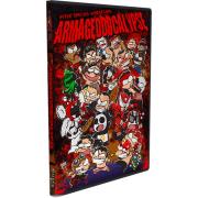 "ISW DVD November 17, 2012 ""Armageddocalypse"" - Danbury, CT"