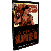 """ISW DVD June 15, 2013 """"Summer Slamtasia"""" - Ottawa, ON"""