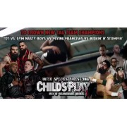 "ISW Blu-ray/DVD May 19, 2018 ""Child's Play"" - Kahnawake, QC"