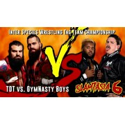 "ISW September 29, 2018 ""Slamtasia 6"" - Kahnawake, QC (Download)"