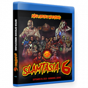 "ISW Blu-ray/DVD September 29, 2018 ""Slamtasia 6"" - Kahnawake, QC"