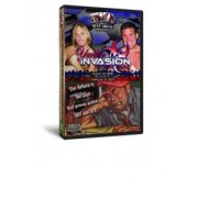 "IWA Deep South DVD April 24, 2009 ""The Yankee Invasion of Yankee Invaders"" & February 19, 2010 ""Return of the Guys Nobody Gives a Shit About"" - Sylacauga, AL"