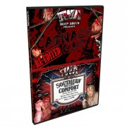 "IWA Deep South DVD August 28, 2010 ""Southern Discomfort 2010"" - Sylacauga, AL"