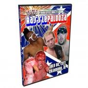 "IWA Deep South DVD July 30, 2011 ""Rasslepalooza"" - Sylacauga, AL"
