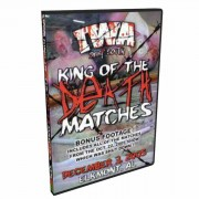 "IWA Deep South DVD December 3, 2005 ""2005 King Of The Death Matches"" - Elkmont, AL"