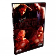 "IWA Deep South DVD March 31 & April 1, 2012 ""Carnage Cup 8"" - Elkmont, AL"