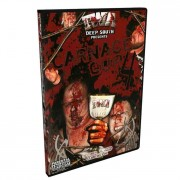 "IWA Deep South DVD October 4, 2008 ""2008 Carnage Cup"" - Elkmont, AL"