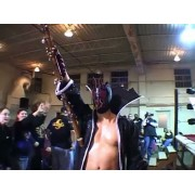 "IWA Deep South December 1, 2007 ""2007 Carnage Cup"" - Pulaski, TN (Download)"