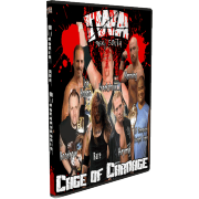 "IWA Deep South DVD March 16, 2013 ""Cage Of Carnage"" - Sylacauga, AL"