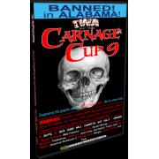 "IWA Deep South DVD November 16-17, 2013 ""Carnage Cup 9- Night 1 & 2"" - Tullahoma, TN"