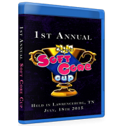 "IWA Deep South Blu-ray/DVD July 18, 2015 ""Soft Core Cup"" - Lawrenceburg, TN"
