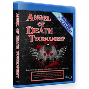 "IWA Deep South Blu-ray/DVD October 26, 2019 ""Angel Of Death Tournament"" - Carrolton, GA"